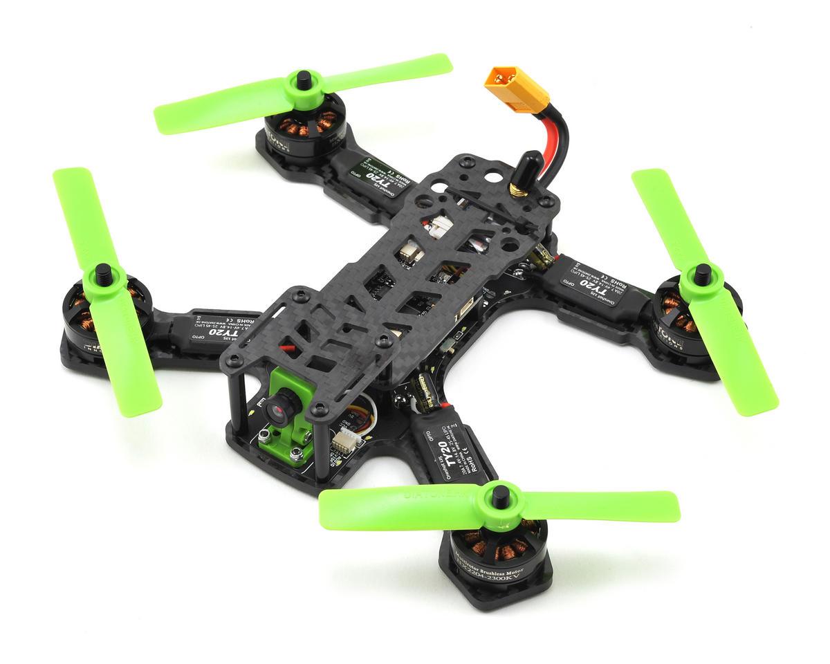 Diatone Tyrant 180 Quadcopter Drone ARF (Green)