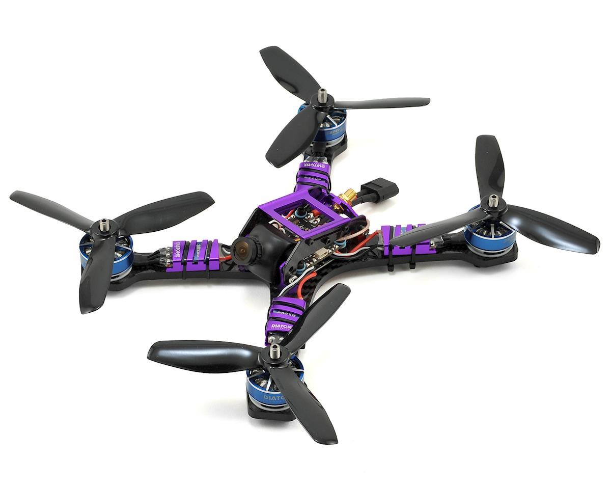 Diatone 2017 GT200S Stretch Racing Drone (Purple)