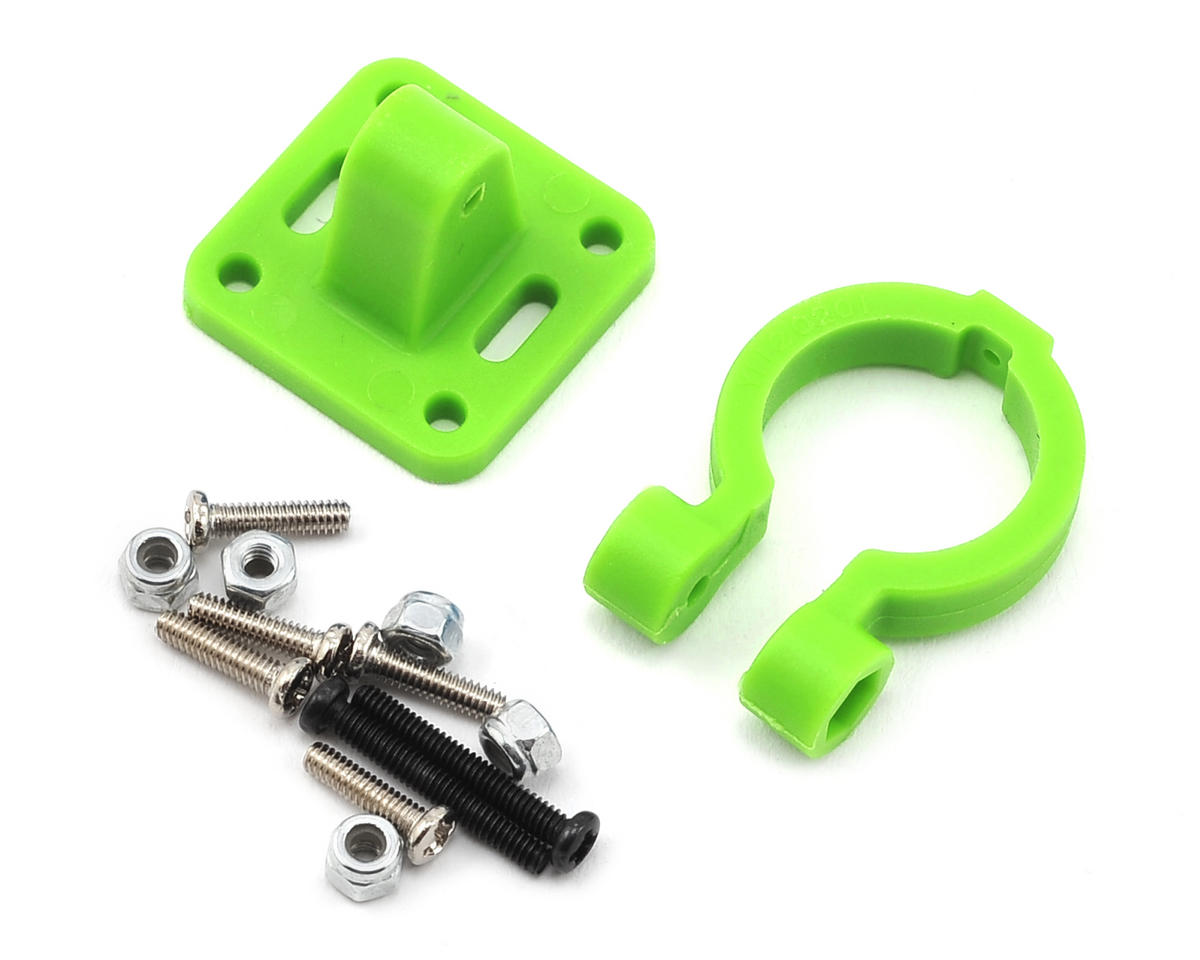 FPV Camera Lens Adjustable Holder (Green) by Diatone