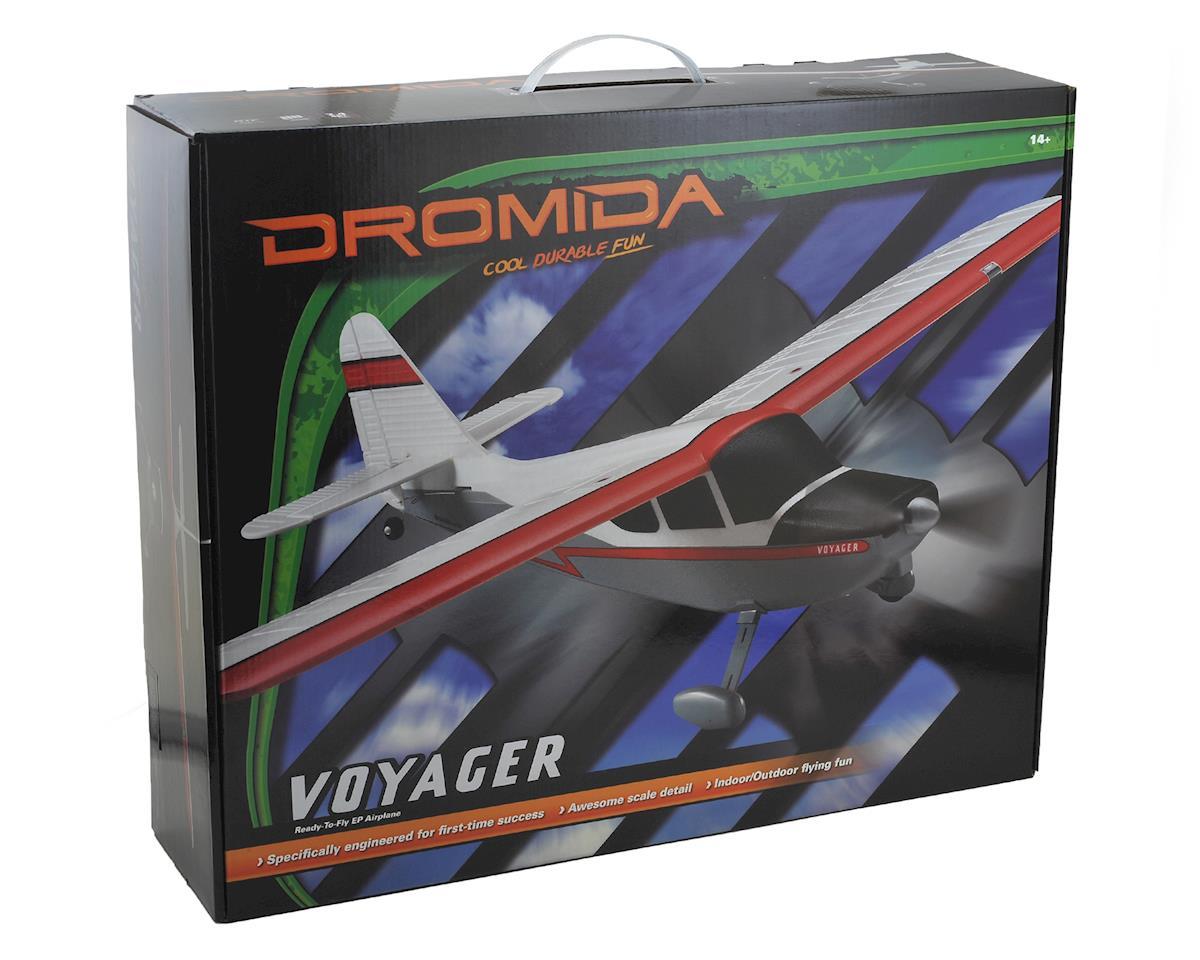 Dromida Stinson Voyager RTF Electric Airplane (495mm)