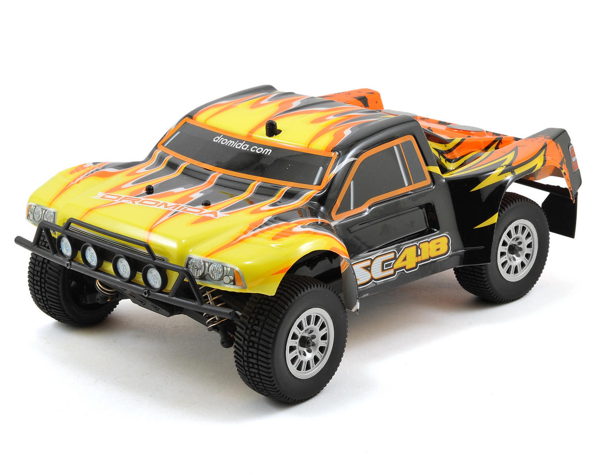 SC4.18 1/18 RTR Electric Short Course Truck
