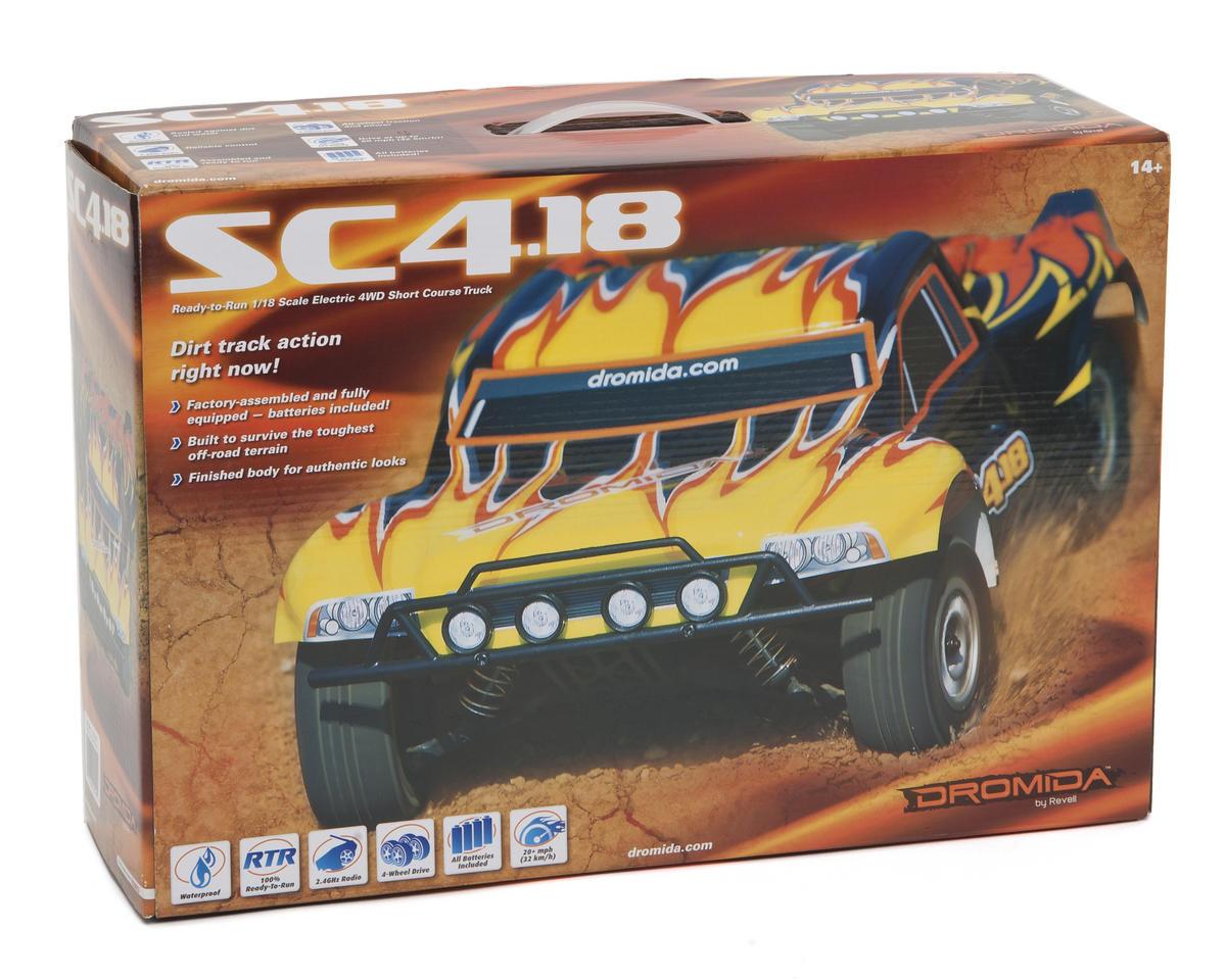 Dromida SC4.18 1/18 RTR Electric Short Course Truck