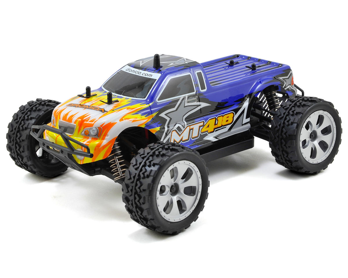 MT4.18 1/18 RTR Electric Monster Truck