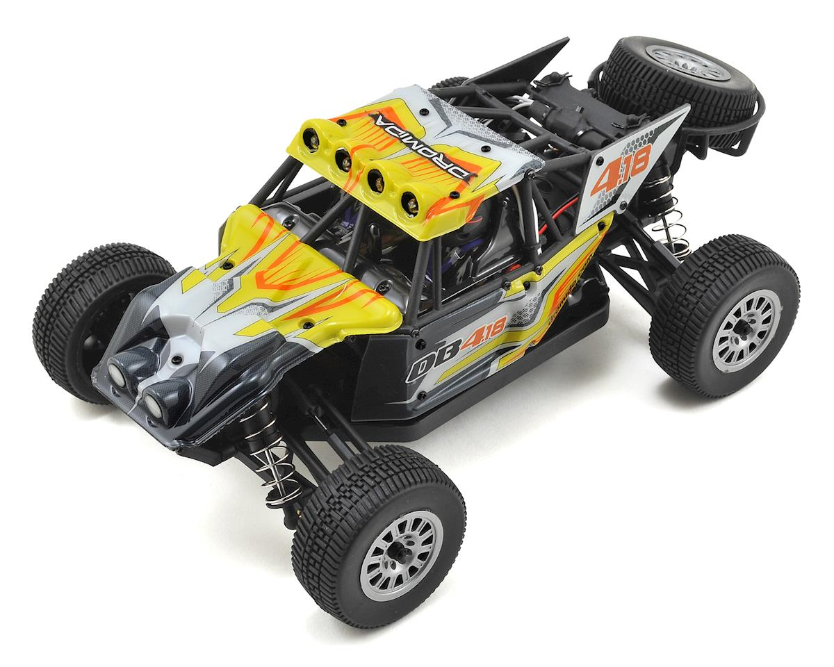 DB4.18 1/18 RTR 4WD Electric Desert Buggy by Dromida