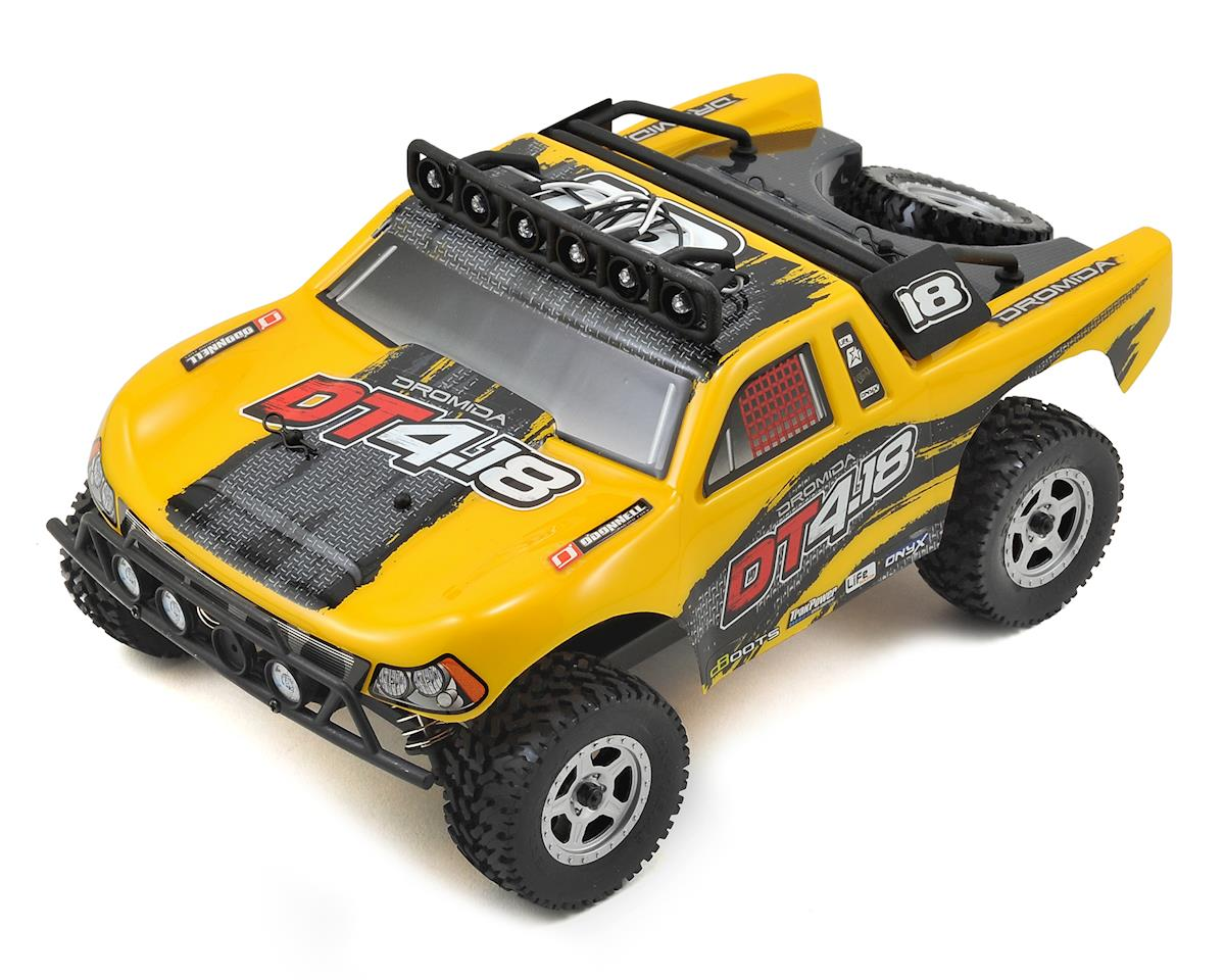 DT4.18 1/18 RTR 4WD Electric Desert Truck by Dromida