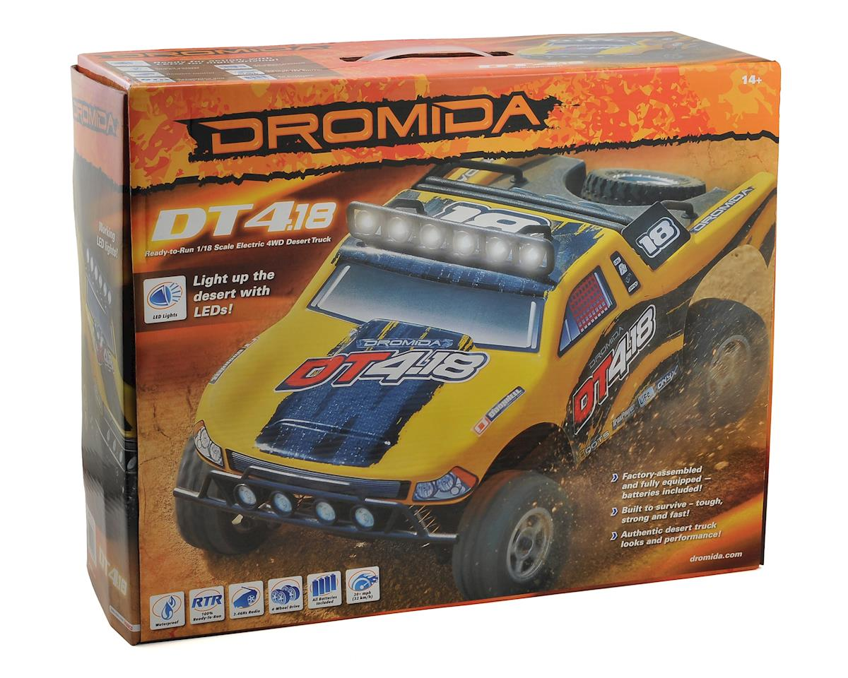 Dromida DT4.18 1/18 RTR 4WD Electric Desert Truck