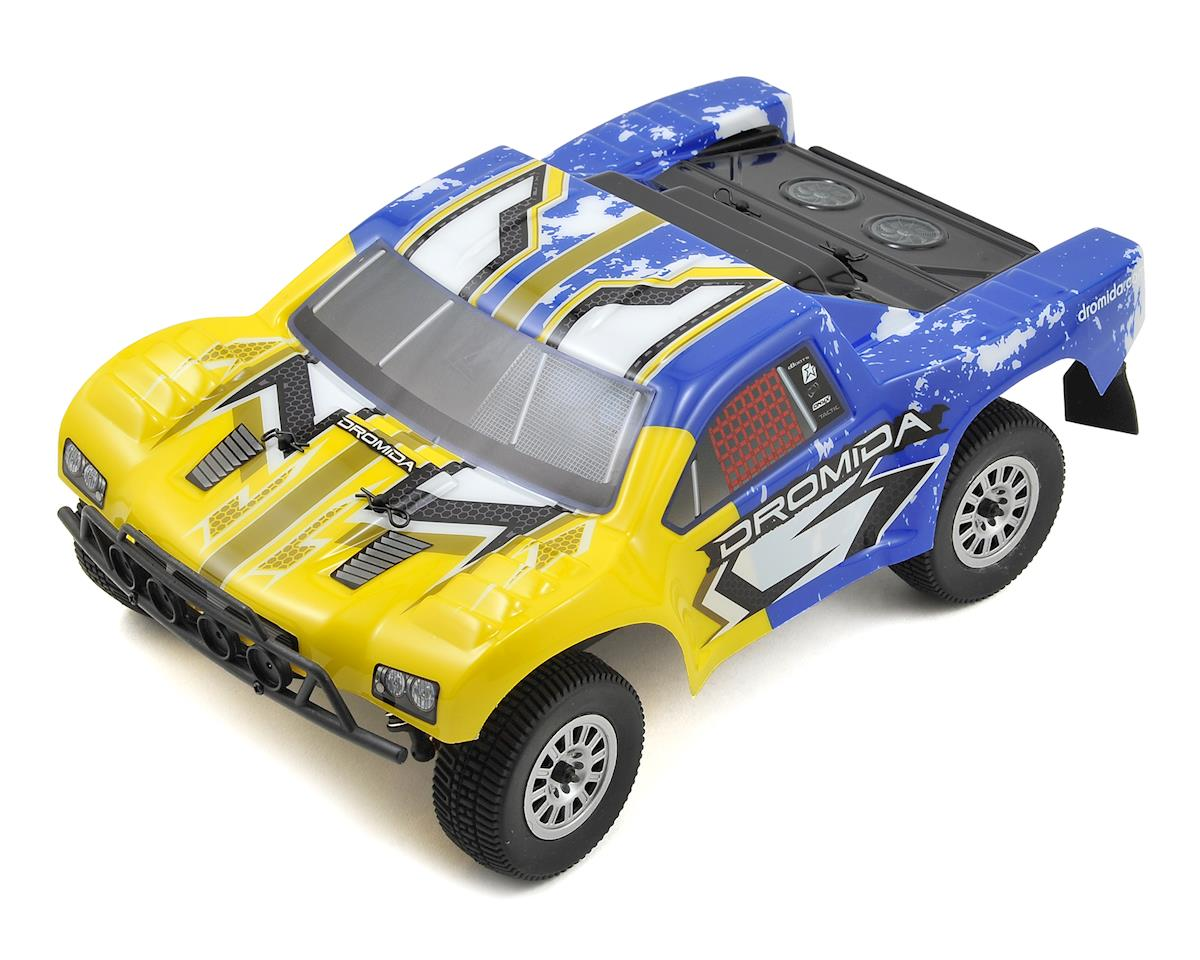 1/18 RTR 4WD Electric Short Course Truck by Dromida