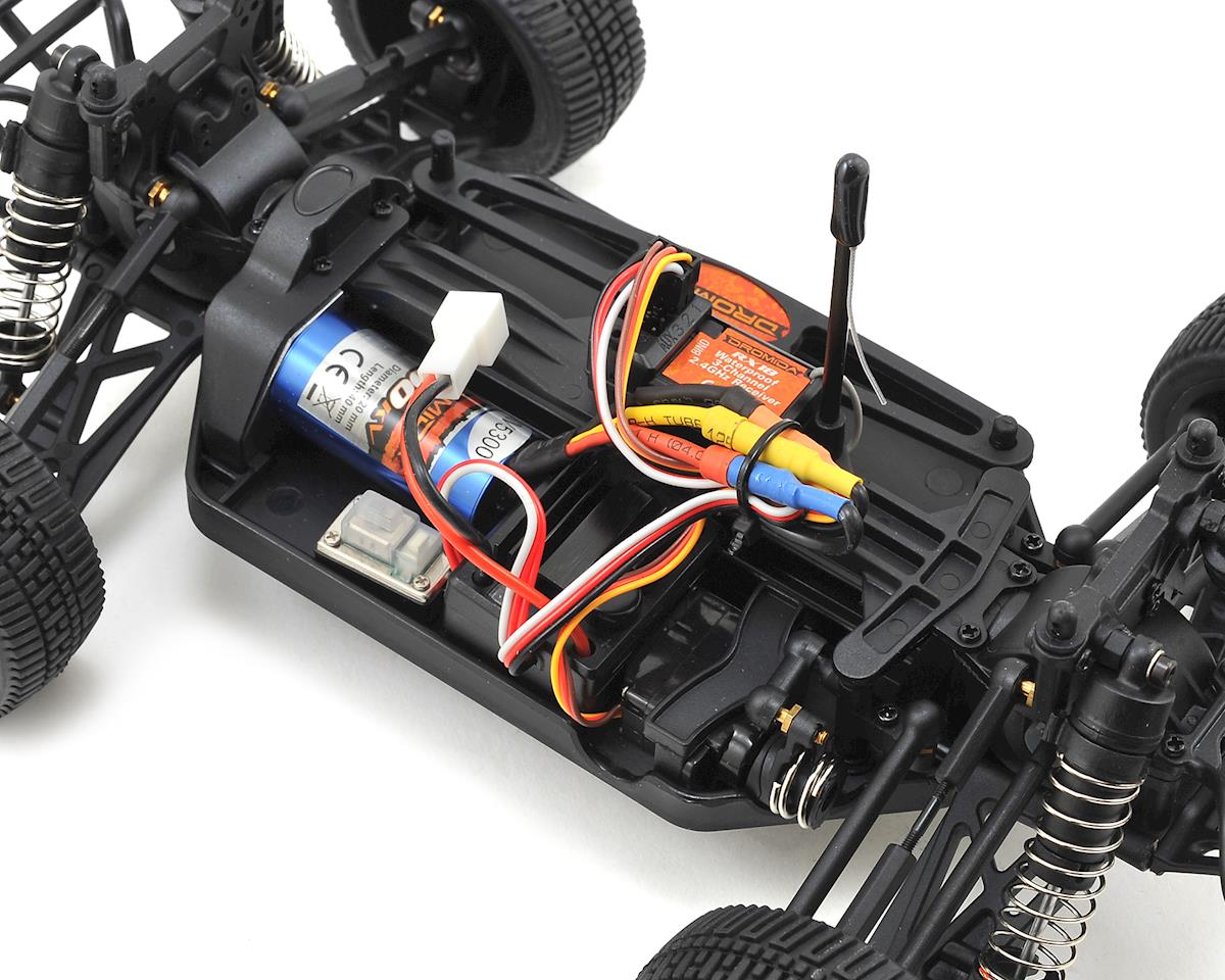 Dromida SC4.18BL 1/18 RTR 4WD Brushless Short Course Truck