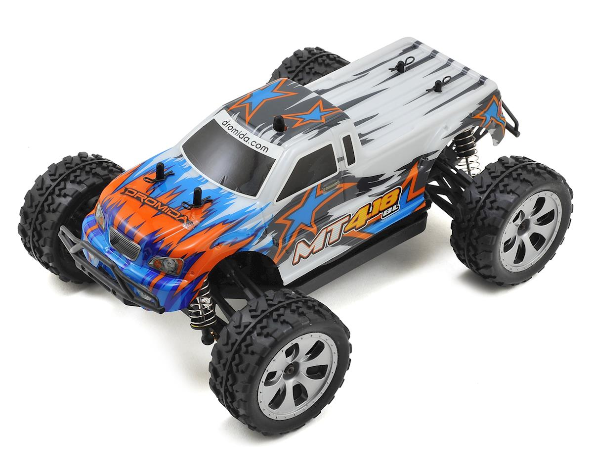 Dromida MT4.18BL 1/18 RTR 4WD Brushless Monster Truck
