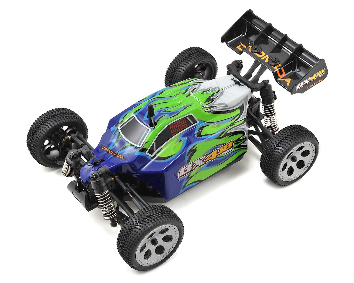 BX4.18BL 1/18 RTR 4WD Brushless Buggy by Dromida