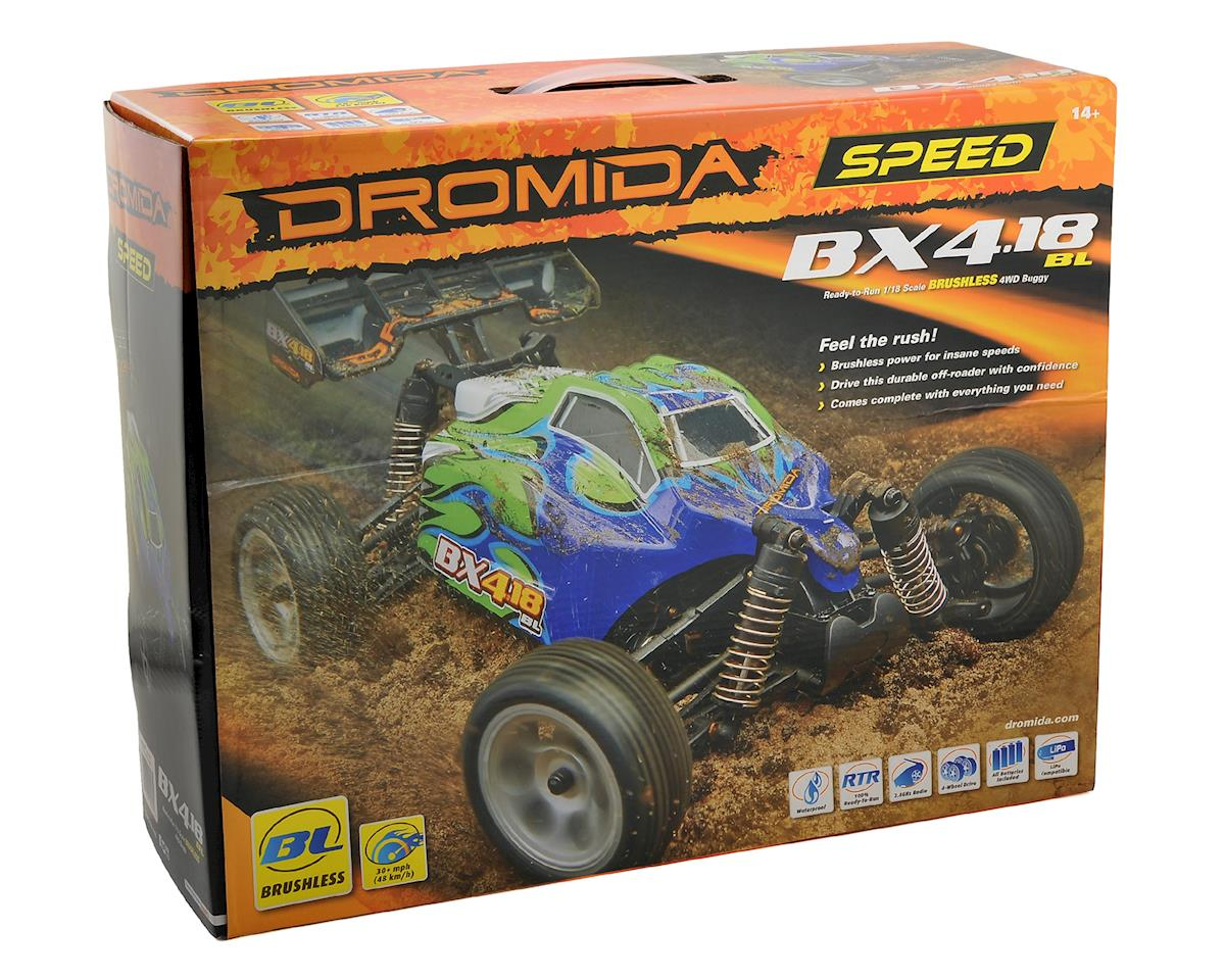 Dromida BX4.18BL 1/18 RTR 4WD Brushless Buggy