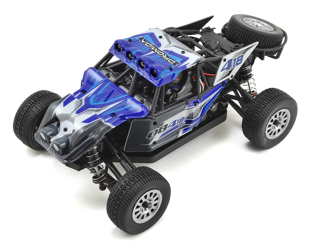 DB4.18BL 1/18 RTR 4WD Brushless Desert Buggy by Dromida