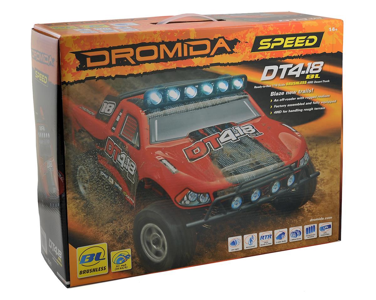 Dromida DT4.18BL 1/18 RTR 4WD Brushless Desert Truck