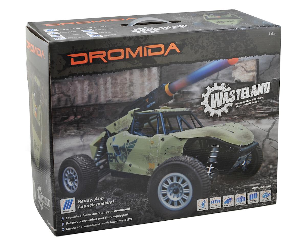 Wasteland 1/18 RTR 4WD Electric Buggy by Dromida