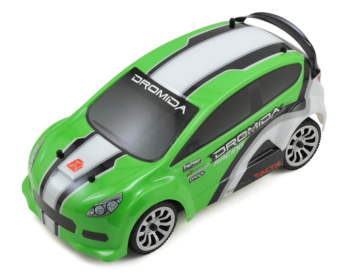 1/18 RTR 4WD Electric Rally Car by Dromida