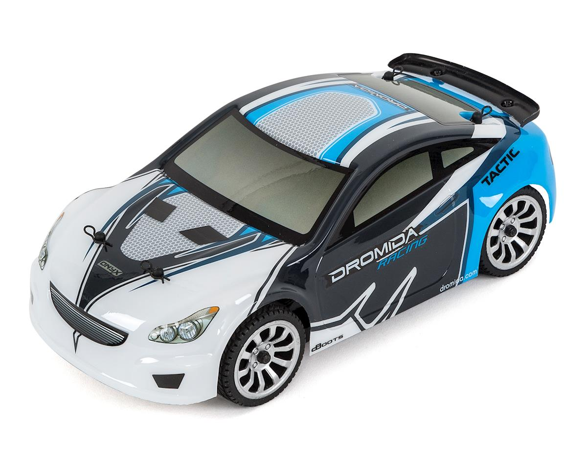 Dromida 1/18 RTR 4WD Brushless Touring Car