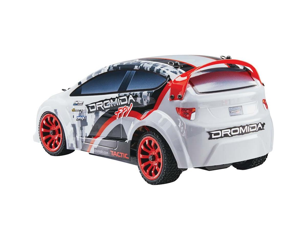 Dromida 1/18 RTR 4WD Electric FPV Rally Car