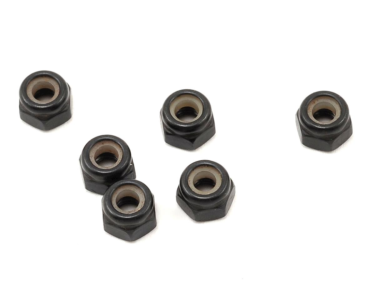 Dromida Monster Truck 3mm Nylon Lock Nut (6)