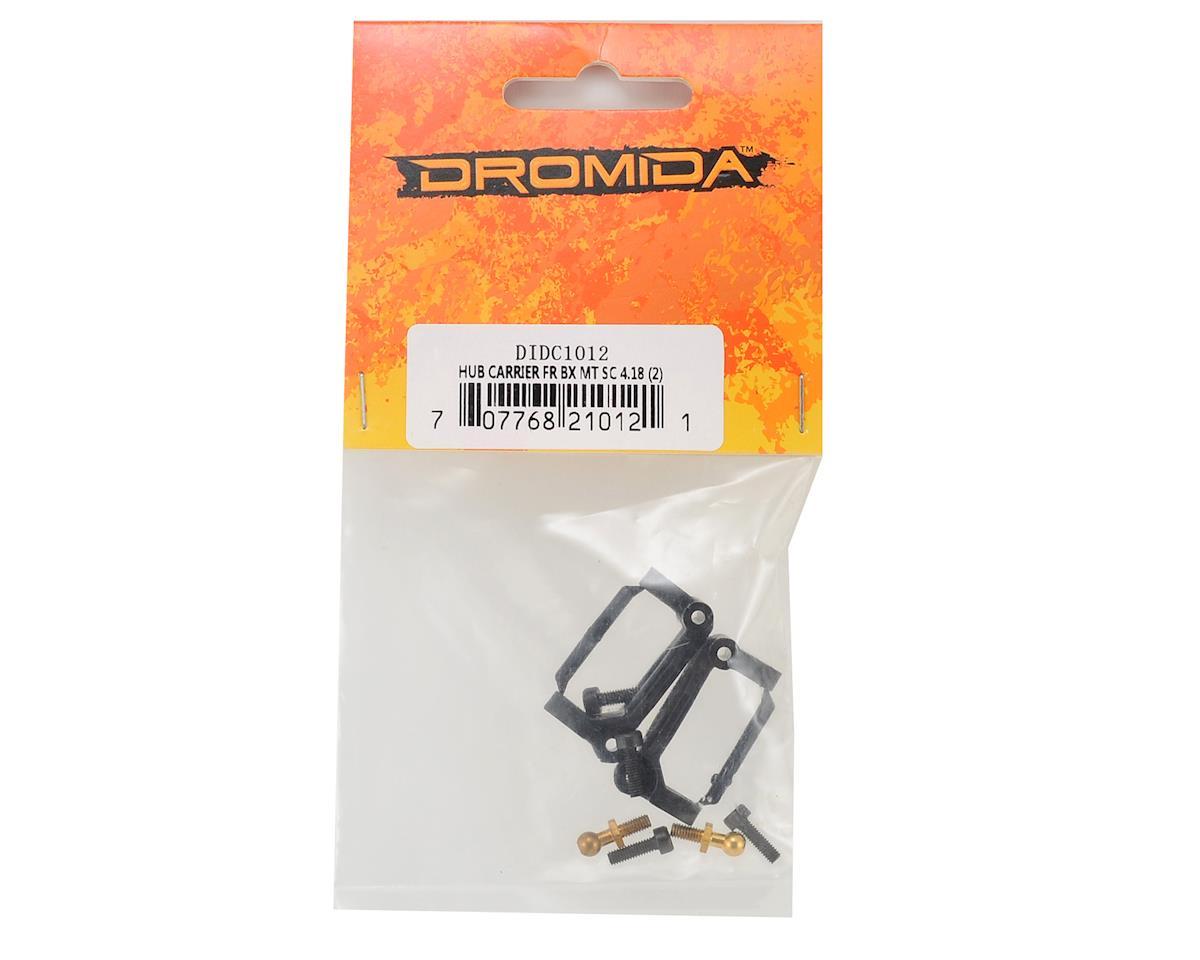 Dromida 1/18 Front Hub Carrier (2)