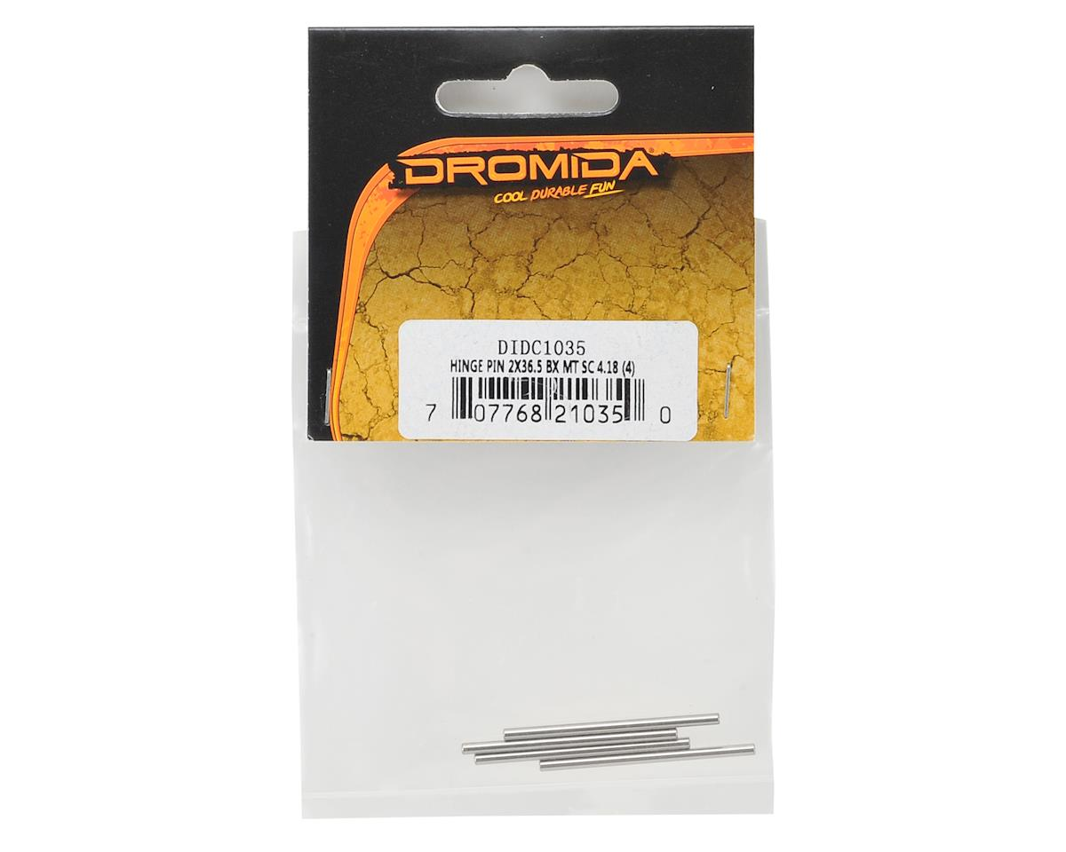 2x36.5mm Hinge Pin (4) by Dromida