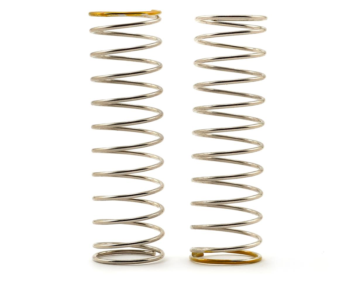 42mm Shock Springs (Yellow) (2) (Med-Soft) by Dromida