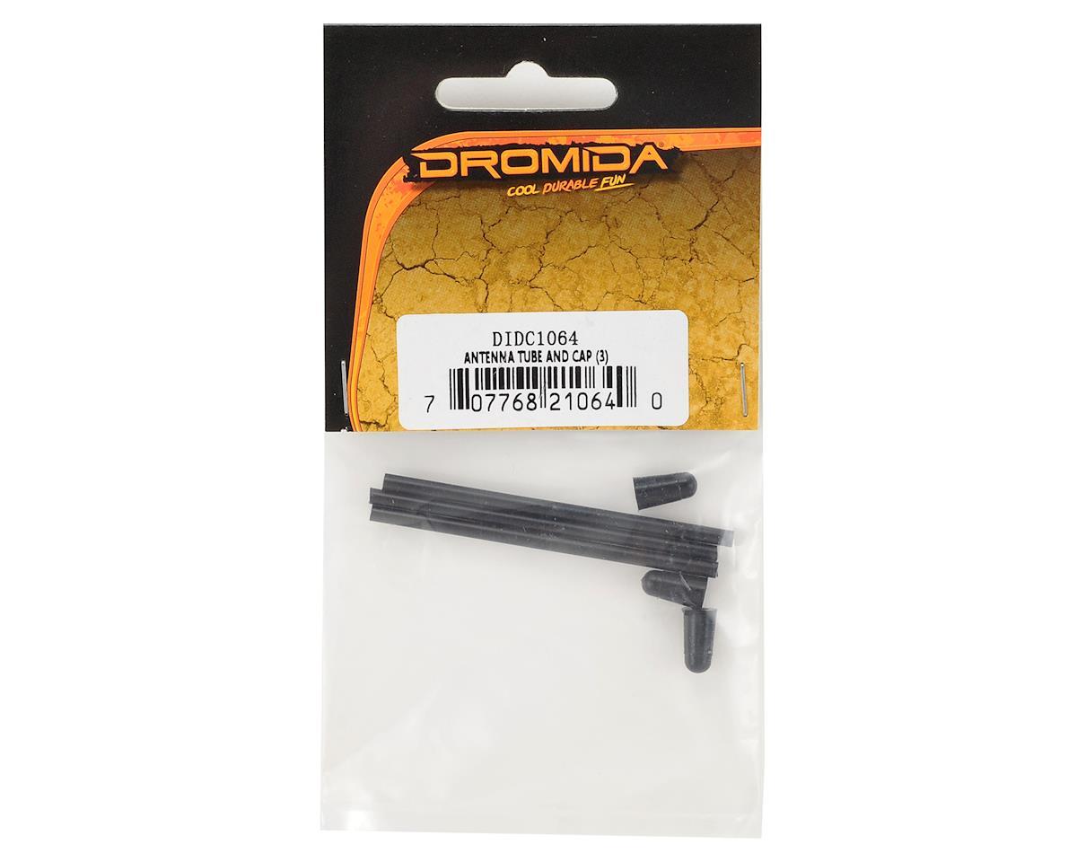 Dromida 1/18 Antenna Tube Set w/Caps