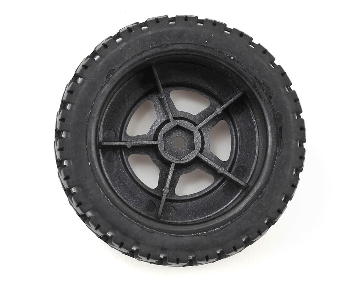 Dromida Pre-Mounted 1/18 Desert Truck Tire (2)