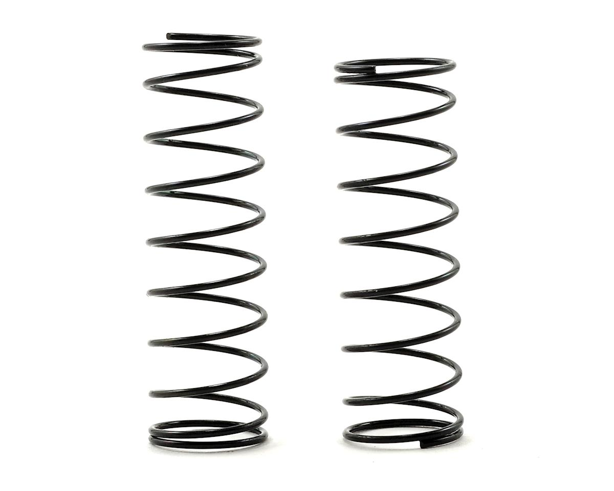 Dromida Touring Car Short Shock Spring (2) (Black - Hard)