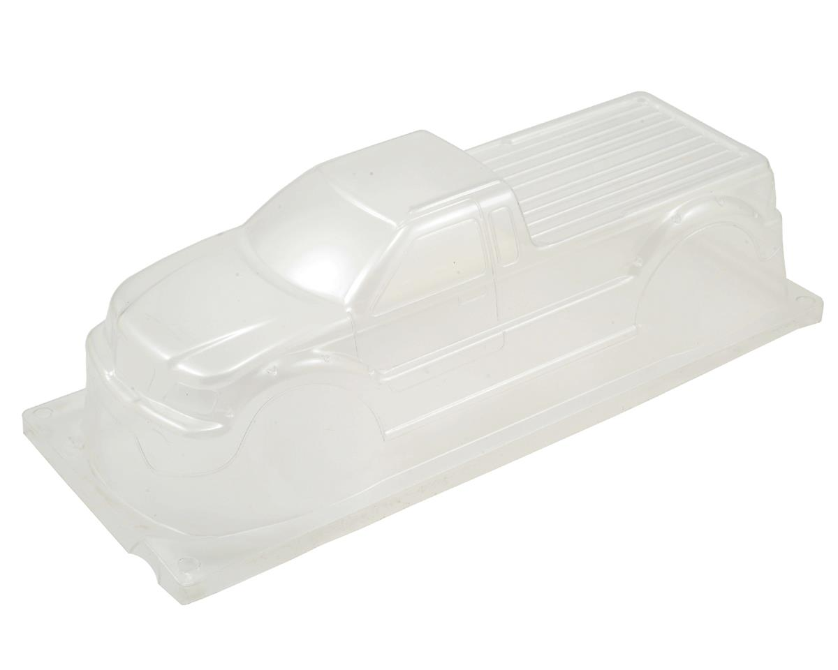 MT4.18 Monster Truck Body (Clear) by Dromida