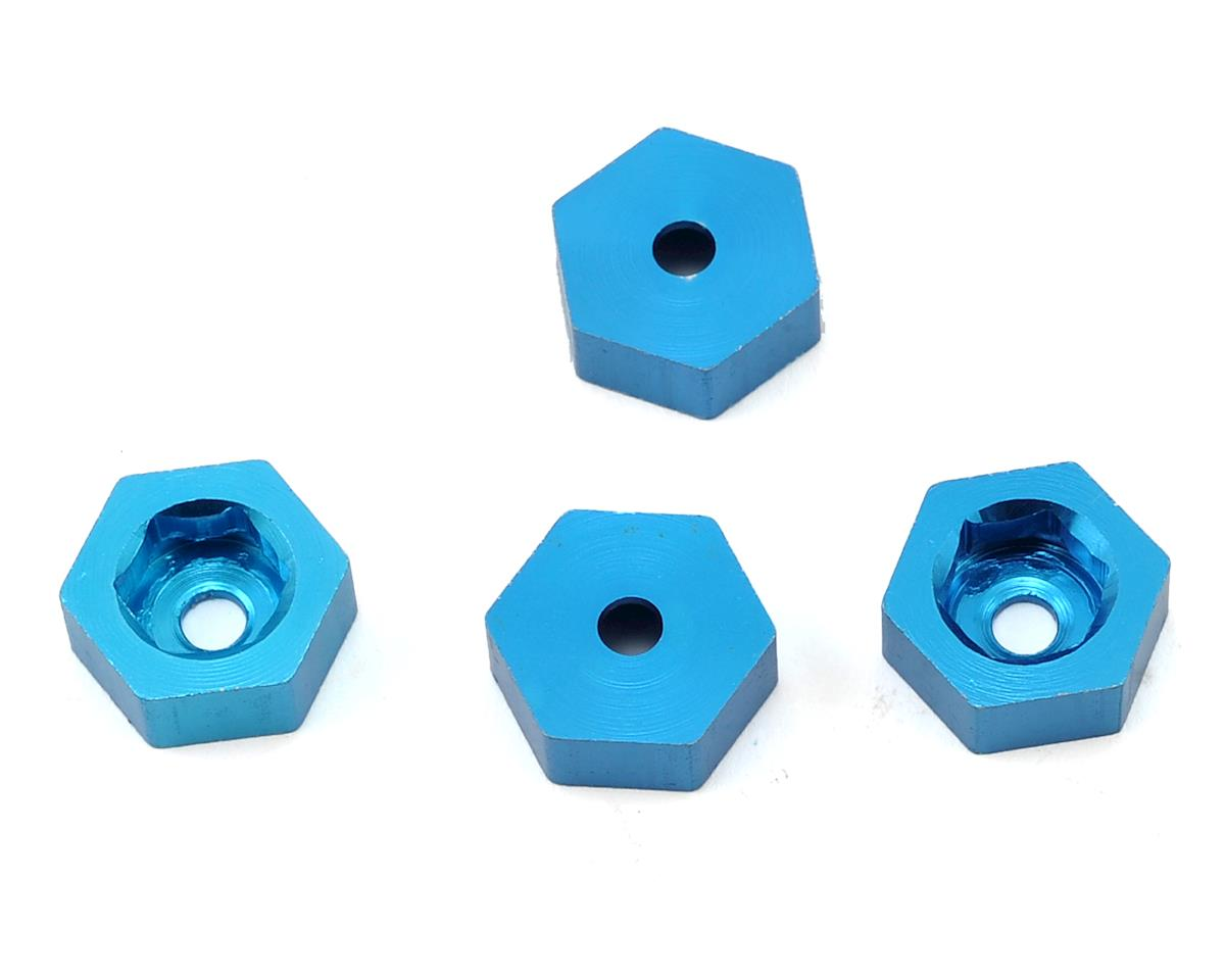 Dromida Rally Car 12mm Hex Wheel Adapter (4)