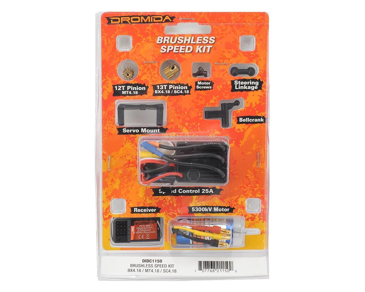 Dromida 1/18 Brushless Speed Kit