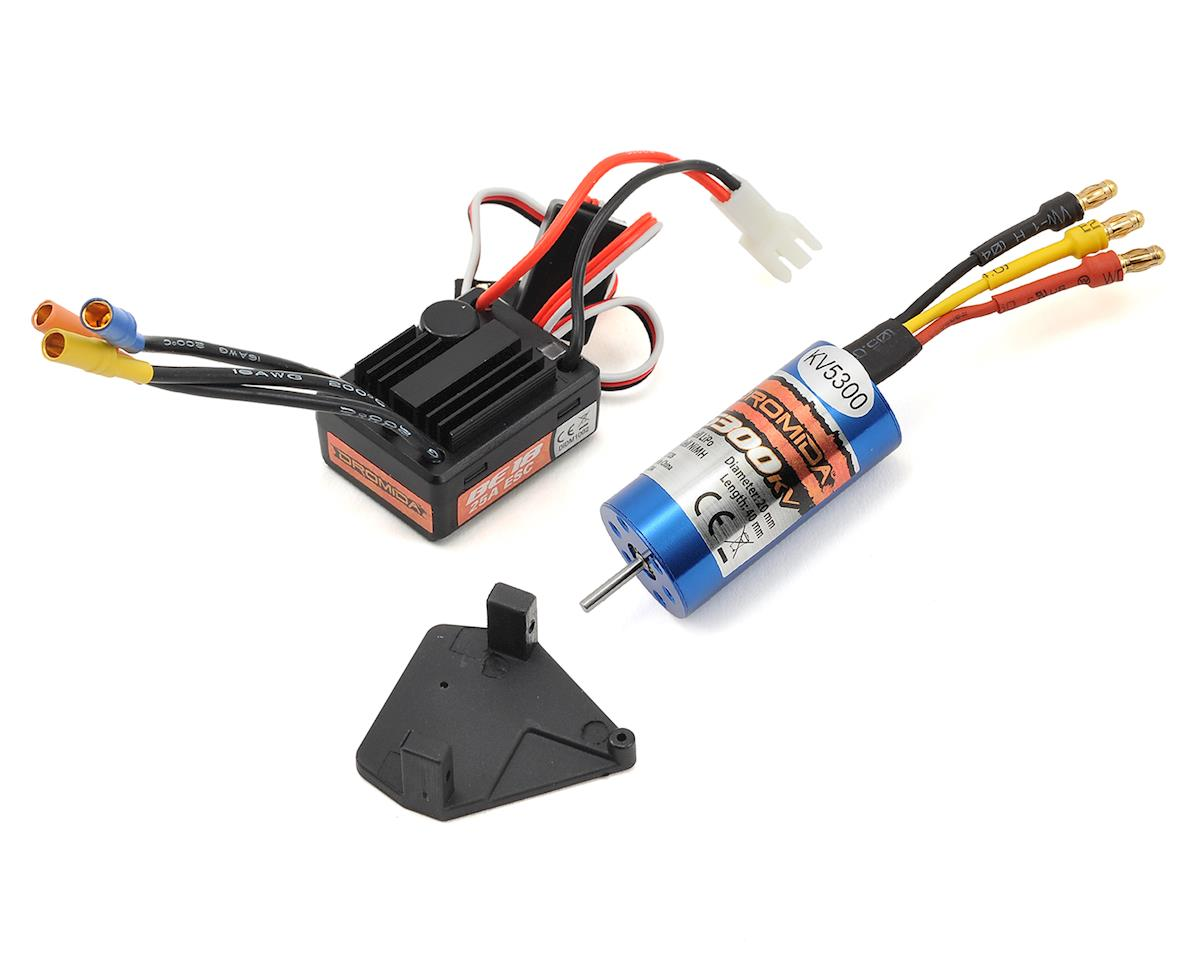 1/18 Brushless Speed Kit V2 by Dromida Short Course