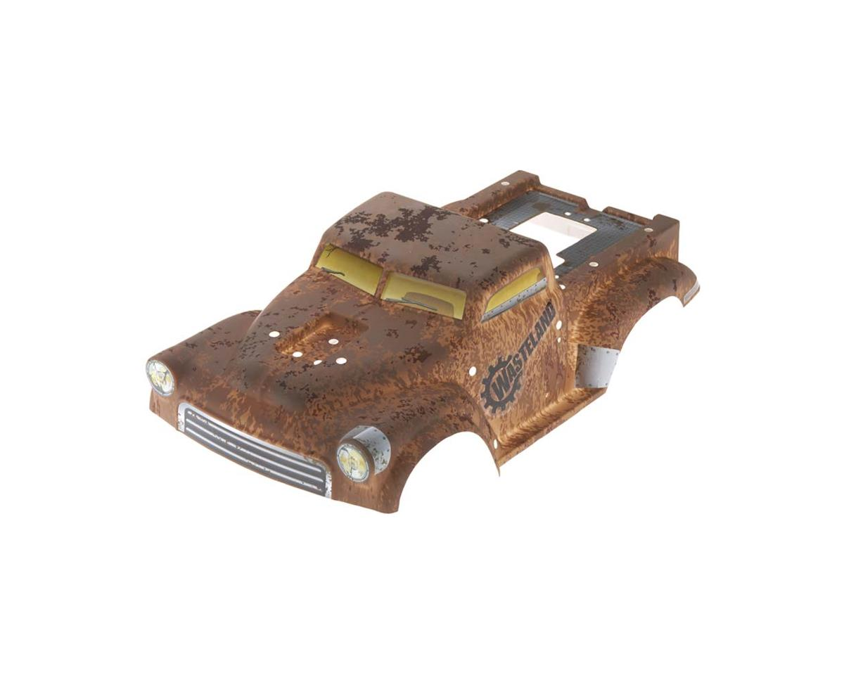Dromida Misc. Parts Body Finished/Decaled Wasteland Truck