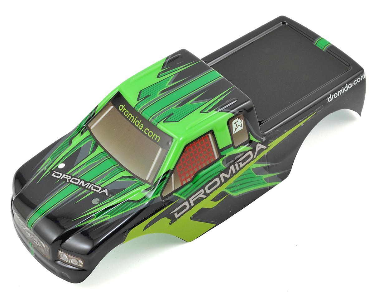 Dromida Monster Truck Body (Green)