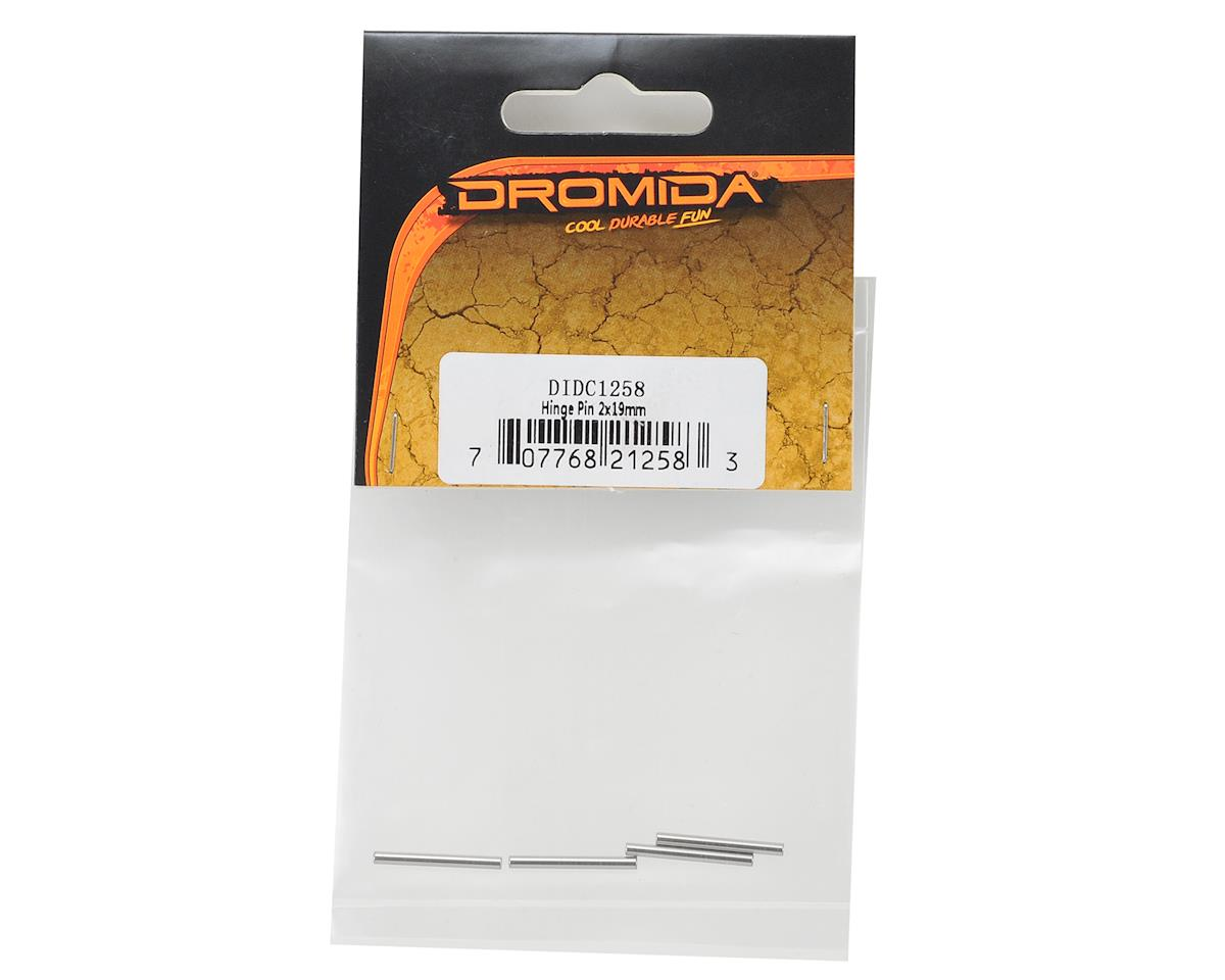 Dromida 2x19mm Hinge Pin (4)