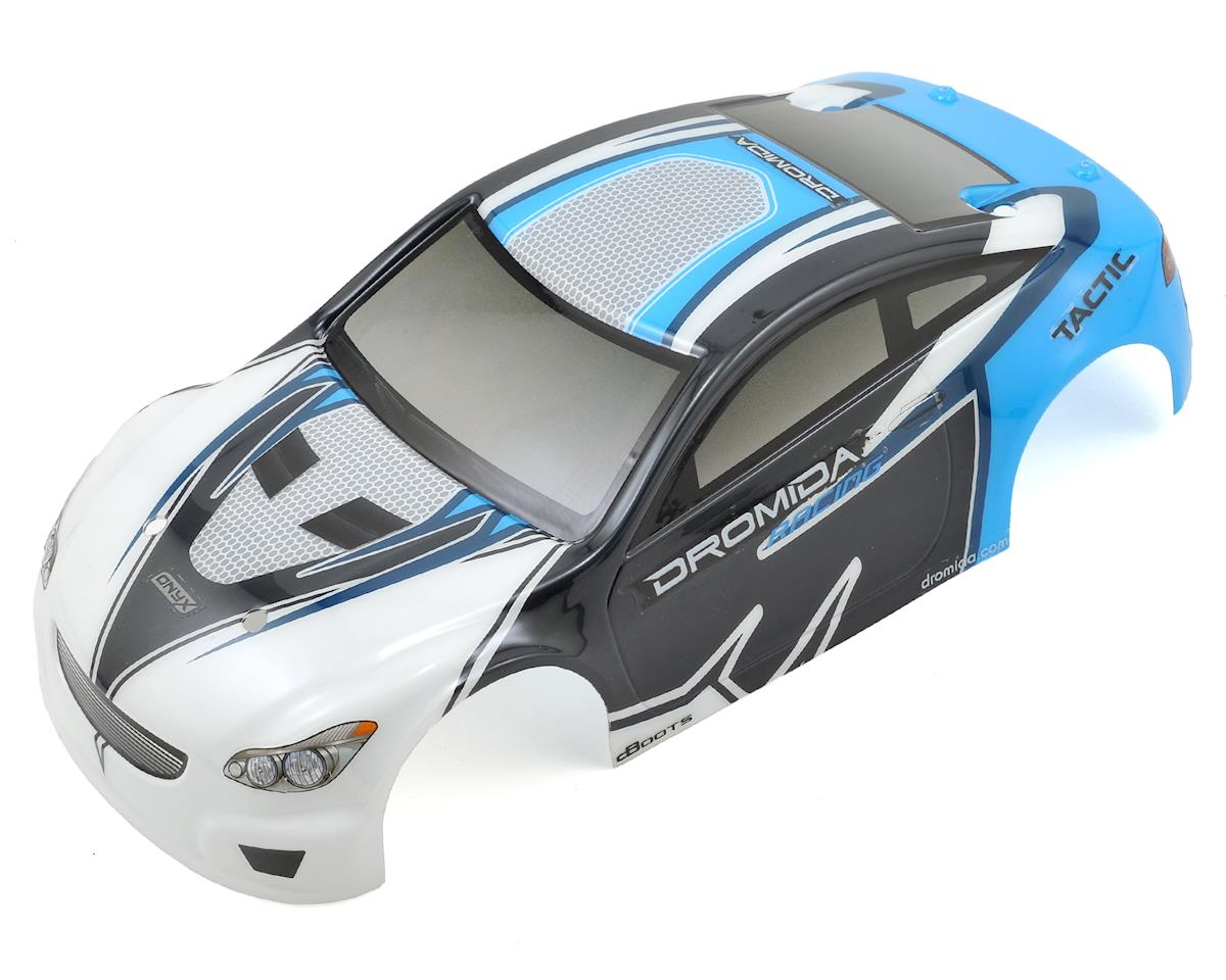 Dromida Pre-Painted 1/18 Touring Car Body (Blue)