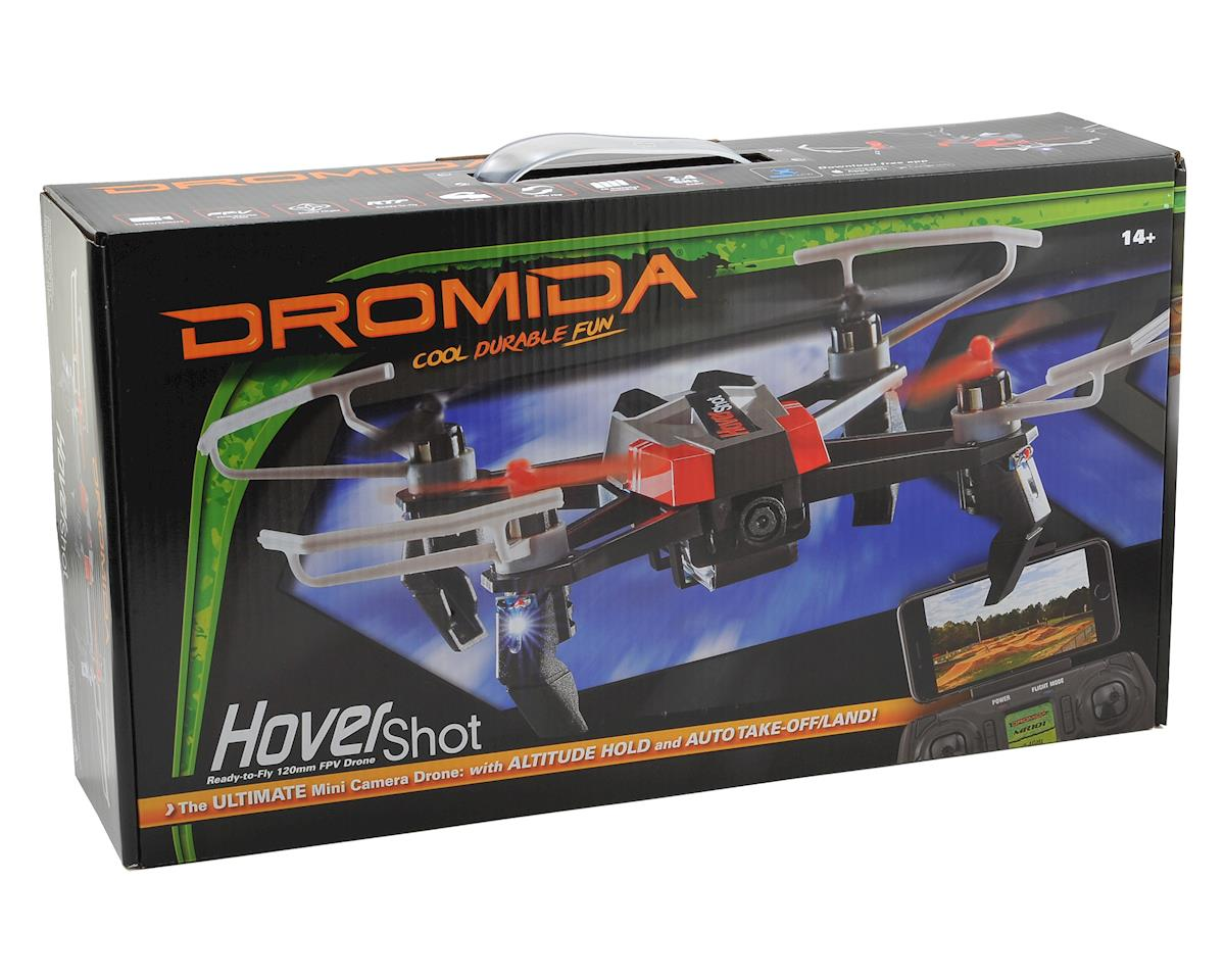 Dromida HoverShot FPV 120mm RTF Micro Electric Quadcopter Drone