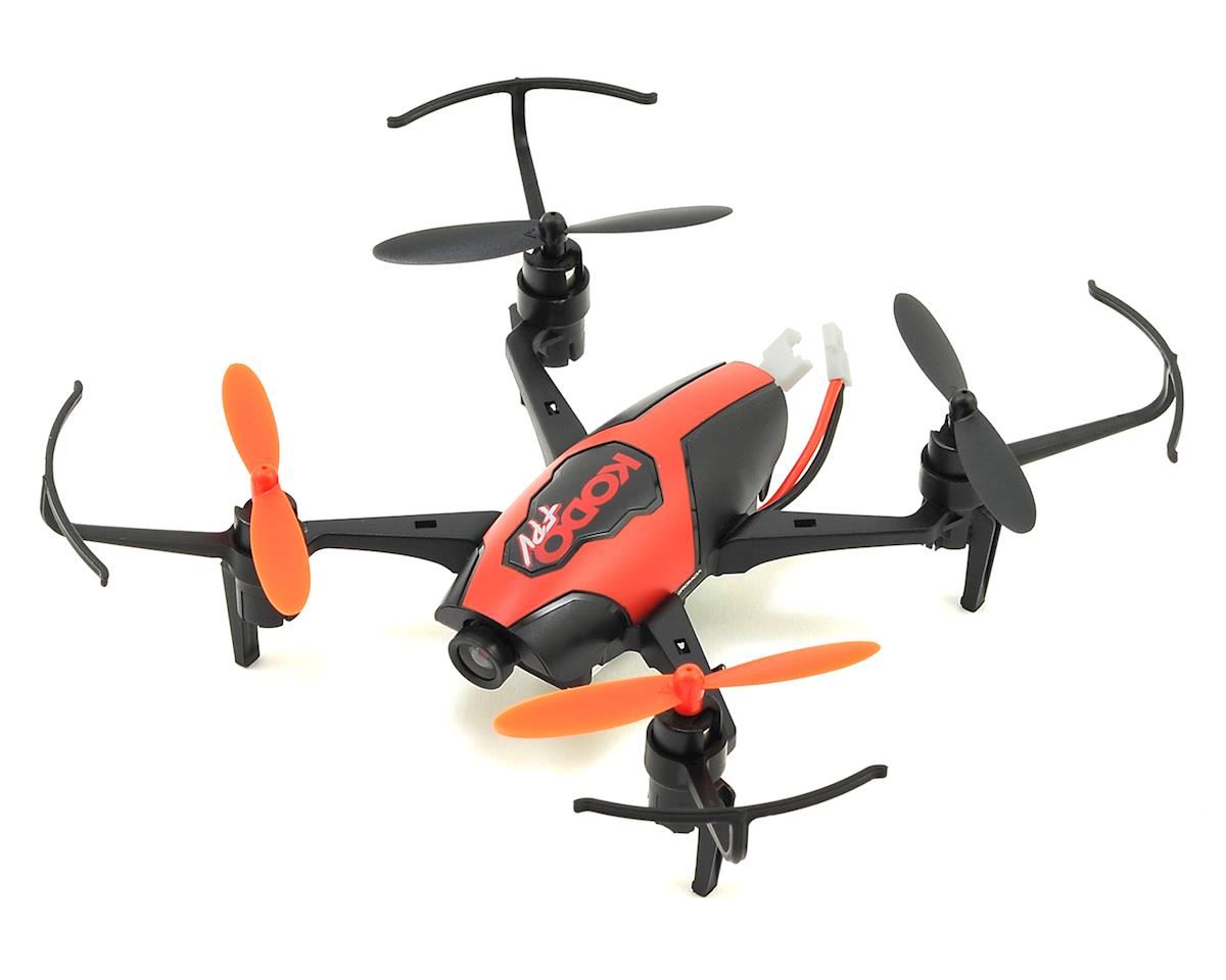 Kodo FPV RTF Micro Electric Quadcopter Drone by Dromida