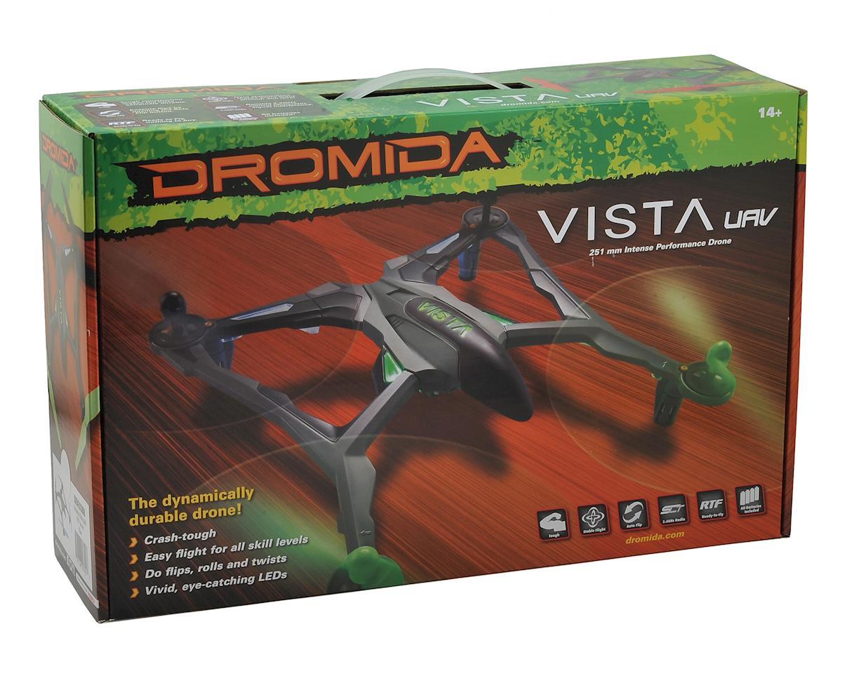 Dromida Vista RTF Micro Electric Quadcopter Drone (White)