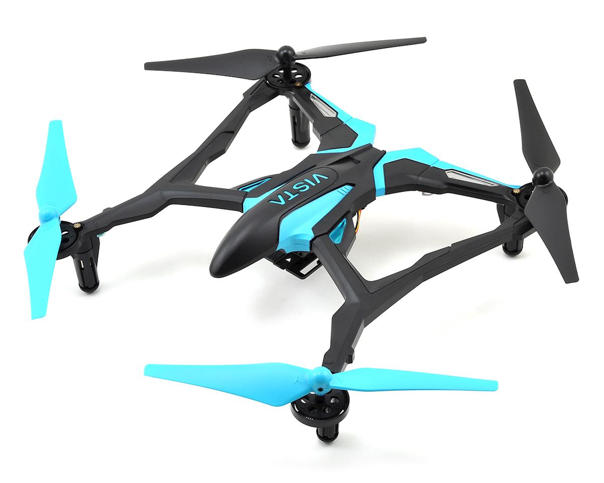 Dromida Vista FPV RTF Micro Electric Quadcopter Drone (Blue)