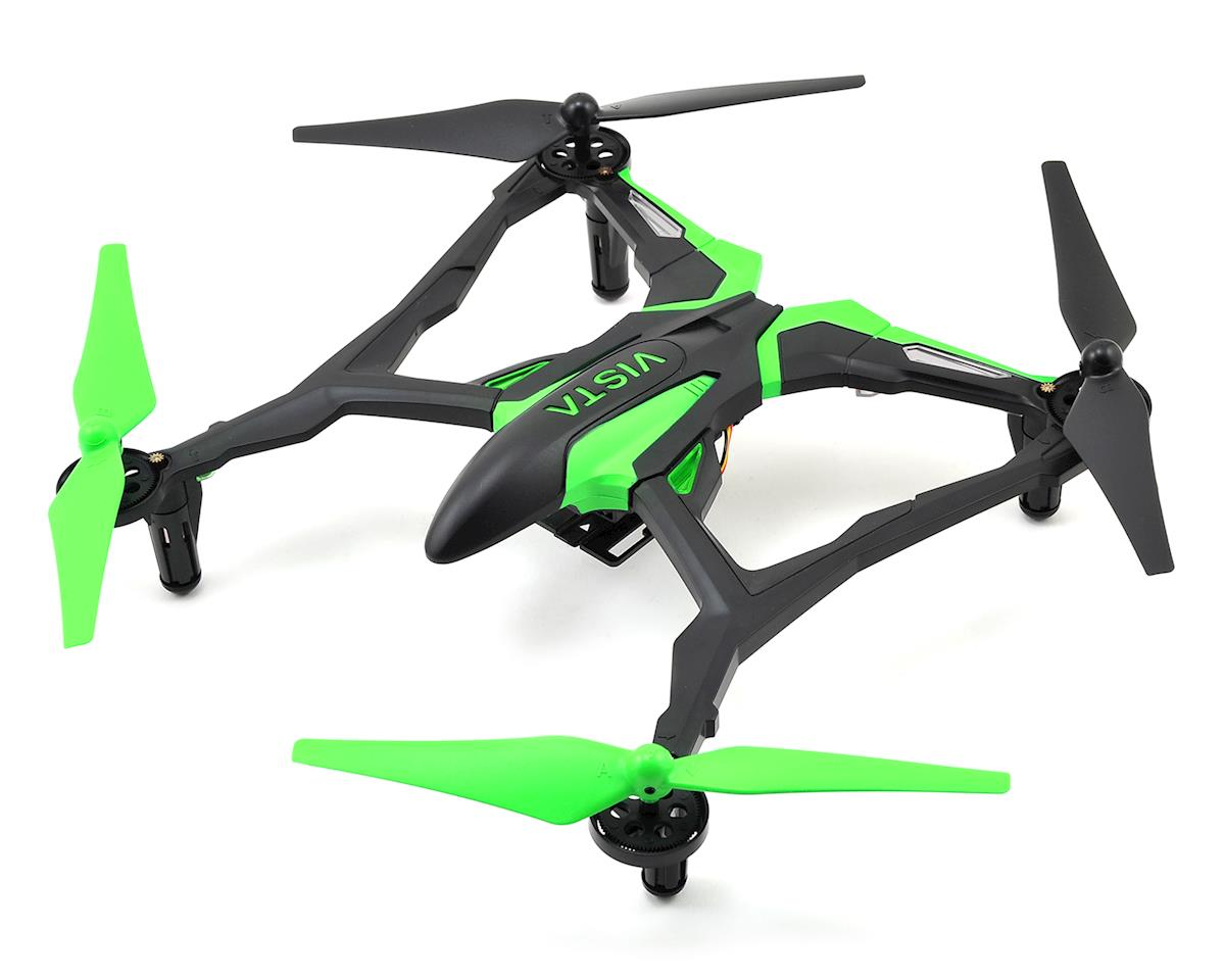 Dromida Vista FPV RTF Micro Electric Quadcopter Drone (Green)