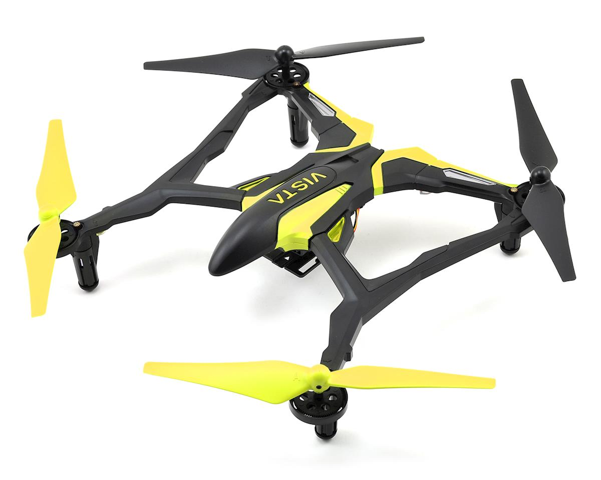 Dromida Vista FPV RTF Micro Electric Quadcopter Drone (Yellow)