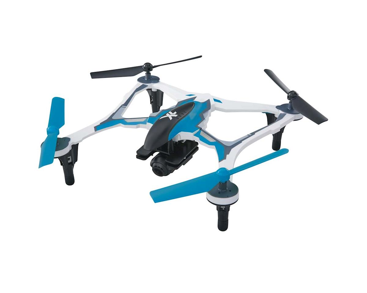 Dromida DIDE06** XL 370 FPV Drone w/1080P Camera RTF Blue