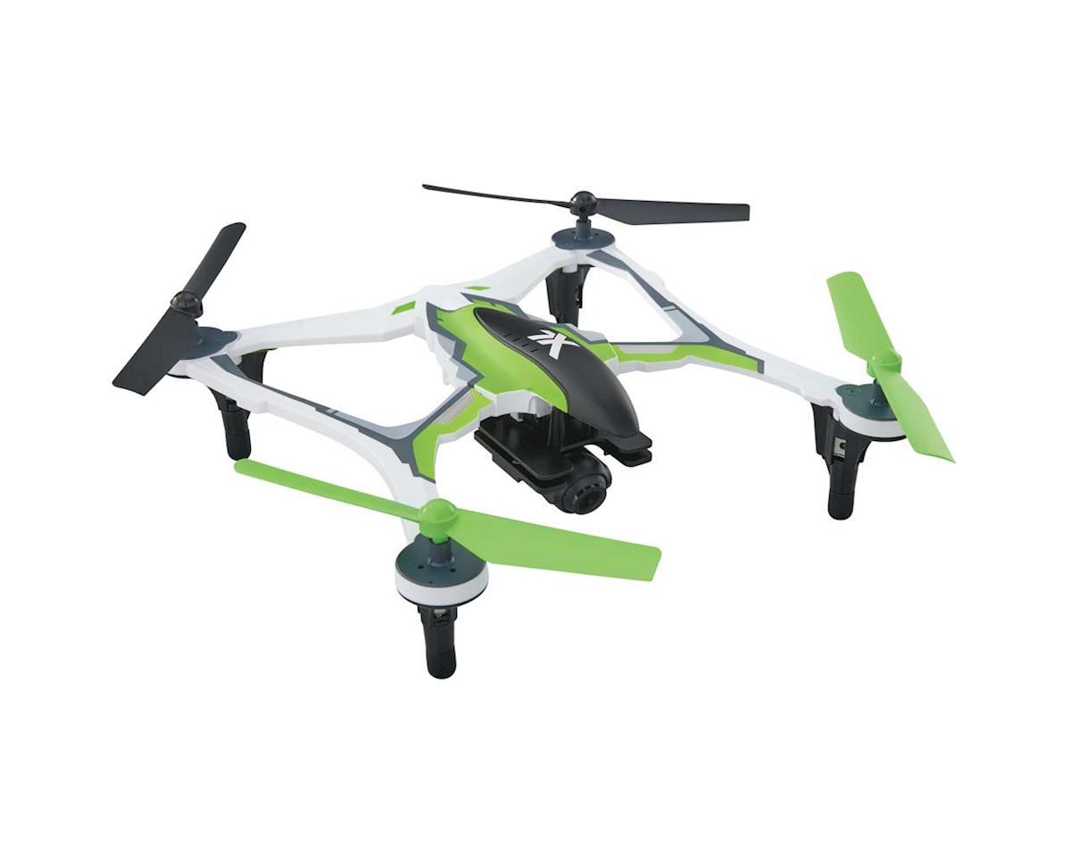 DIDE06** XL 370 FPV Drone w/1080P Camera RTF Green by Dromida