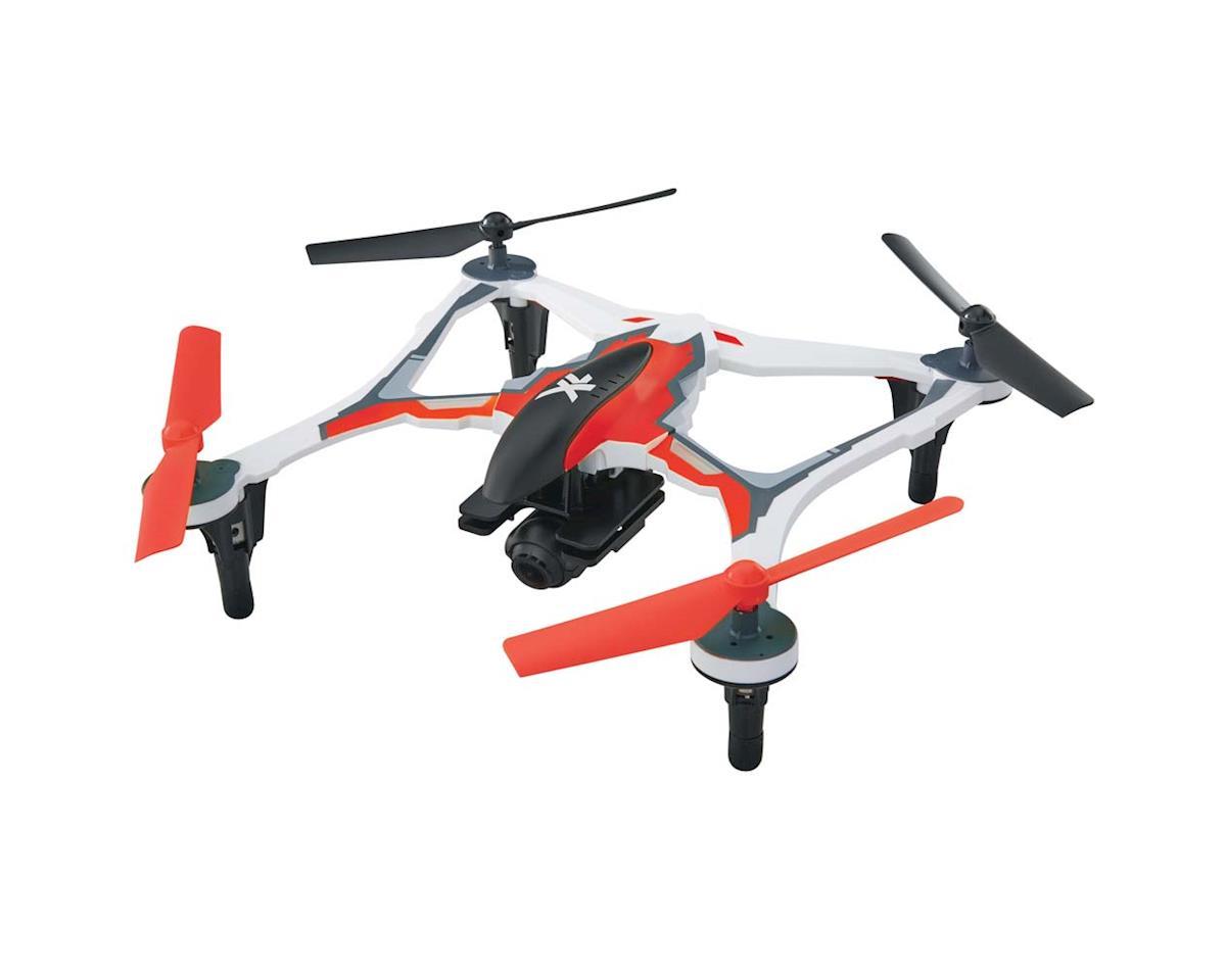 Dromida DIDE06** XL 370 FPV Drone w/1080P Camera RTF Red