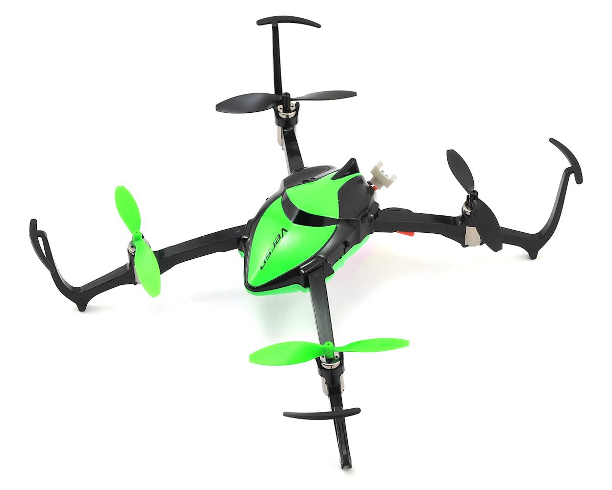Dromida Verso Inversion RTF Micro Electric Quadcopter Drone (Green)