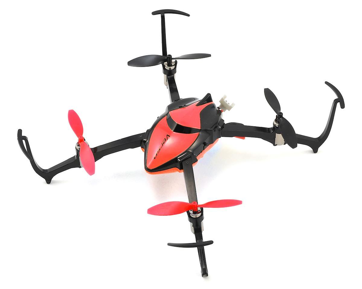 Dromida Verso Inversion RTF Micro Electric Quadcopter Drone (Red)