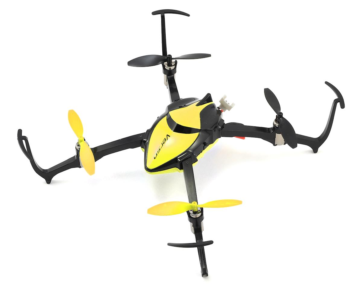 Dromida Verso Inversion RTF Micro Electric Quadcopter Drone (Yellow)