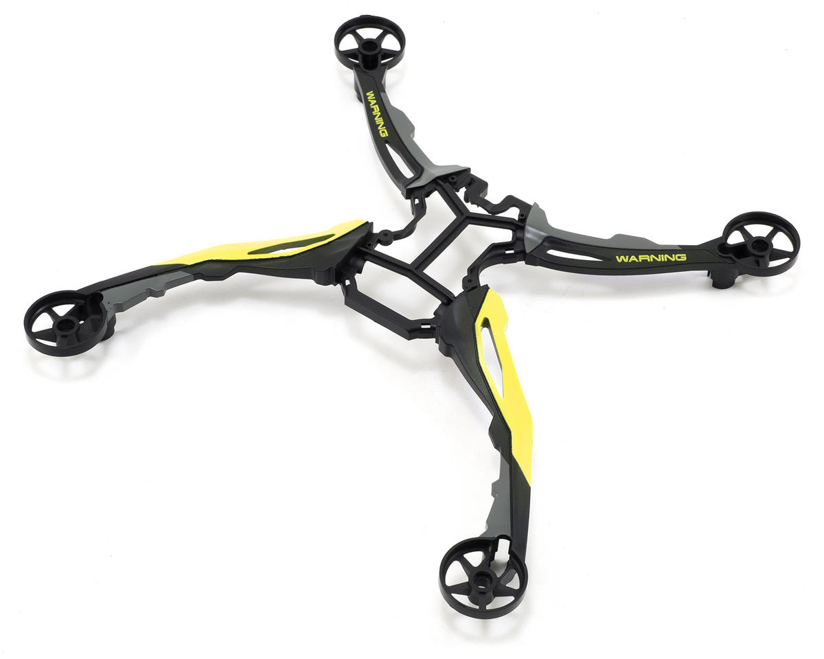 Ominus FPV Main Frame (Yellow) by Dromida