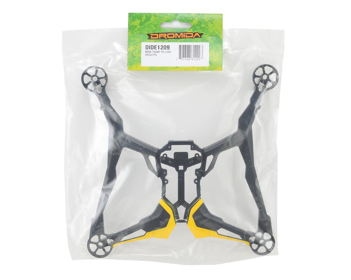 Dromida Vista FPV Main Frame (Yellow)